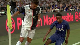 8K HDR Football Juventus vs Tottenham Dolby Atmos (Ultra HD)