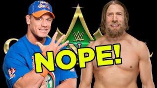 The REAL Reason John Cena And Daniel Bryan Are Missing WWE Crown Jewel
