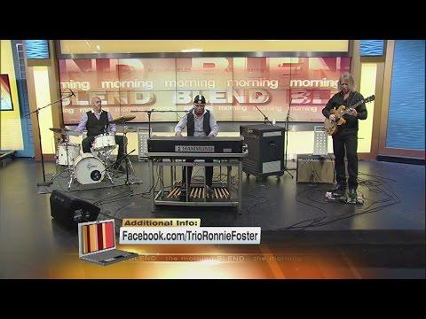 The Ronnie Foster Trio