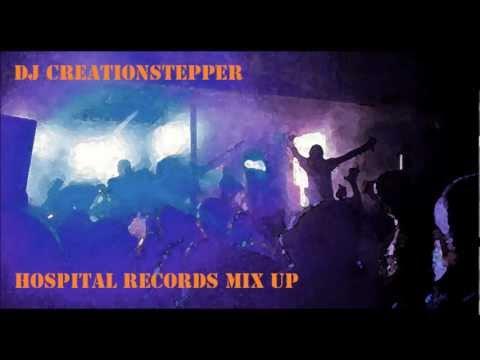 DJ Creationstepper ' Hospital records mix up '