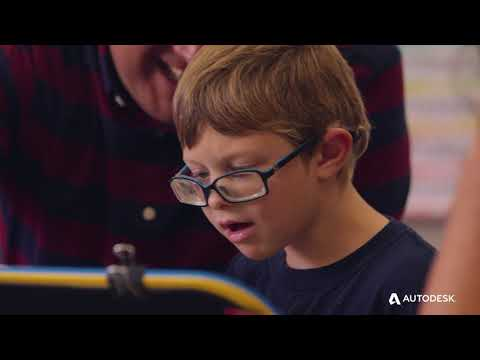 How 3D printing is helping visually impaired students (with audio description)