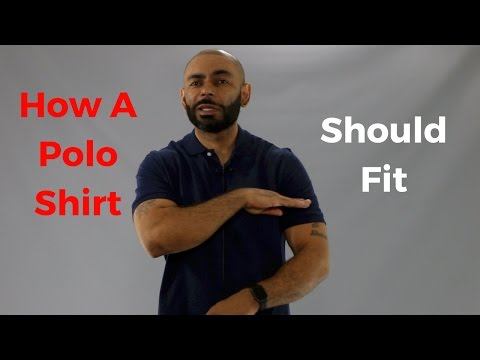 How A Polo Shirt Should Fit ( A Spring Essential )