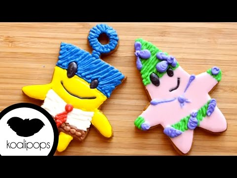 How to Make Spongebob Cookies | Become a Baking Rockstar