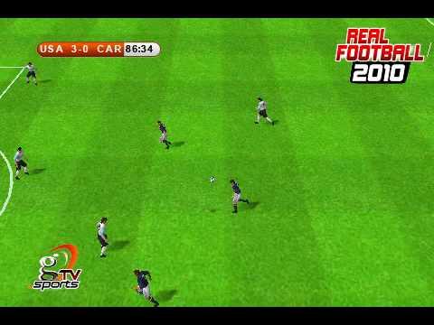 Real Soccer 2010: TEAMWORK