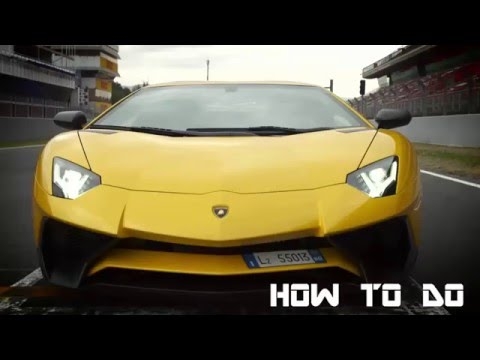 2016 Lamborghini Aventador LP750-4 Superveloce|| New Punjabi Latest Song || 5 Taara|| Diljit Dosanjh