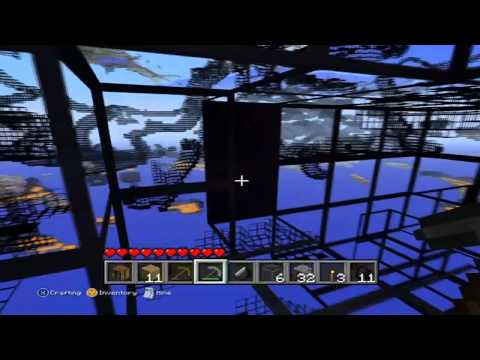 [Xbox] Minecraft Xray Texture Pack on Xbox 360 Edition