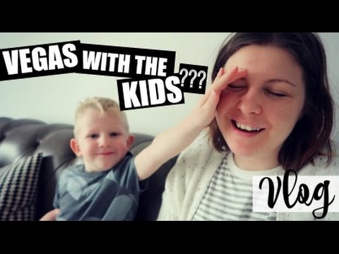 VLOG / Vegas With The Kids??