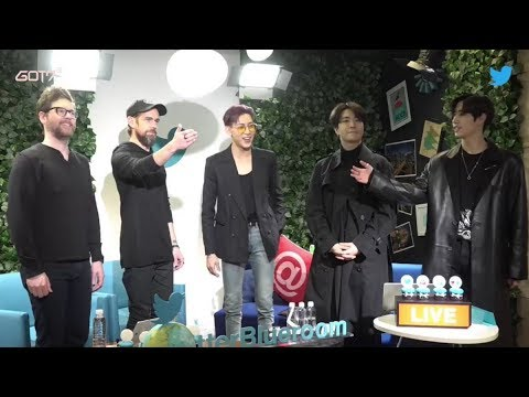 Xxx Mp4 GOT7 And Twitter CEO Live From Twitter Blue Room Part 1 Thai Sub 3gp Sex