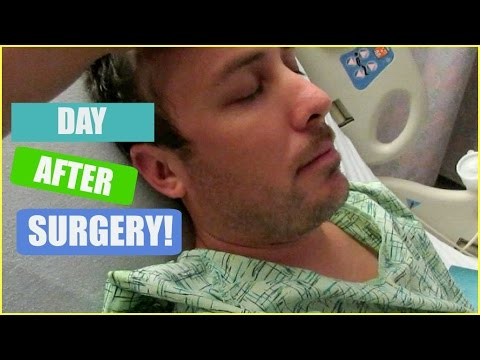 Day After Surgery - Recovery