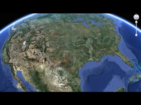 Google Earth Images Can Be Used As Legal Evidence