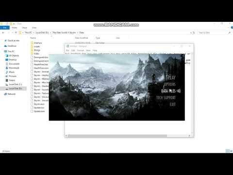 Cara instal DLC Skyrim Di PC