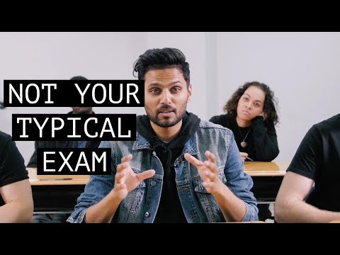 Not Your Typical Exam - Motivation with Jay Shetty