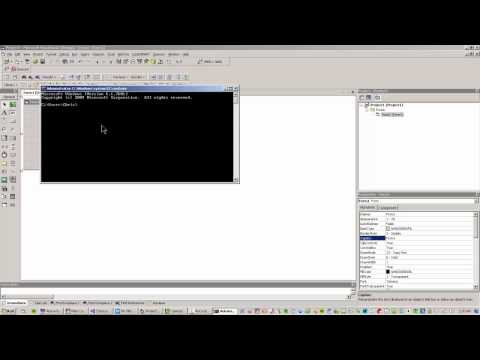 Registering OCX components within VB6 IDE