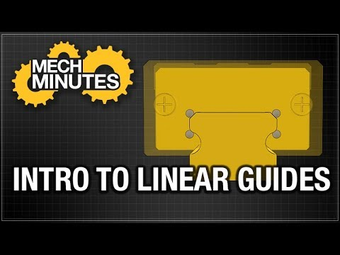 INTRO TO LINEAR GUIDES - TYPES OF CONTACT #2 | MECH MINUTES | MISUMI USA