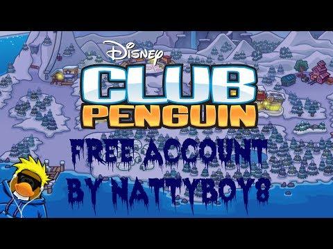 Free Club Penguin Member Account June 2014
