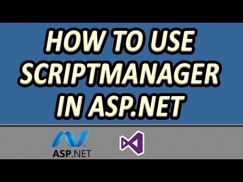 How to use ScriptManager to load javascript scripts in ASP.NET Applications