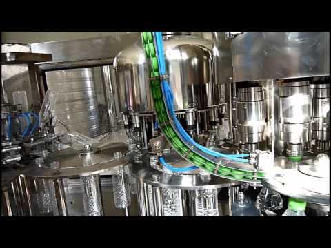 water filling machine/آلة تعبئة المياه