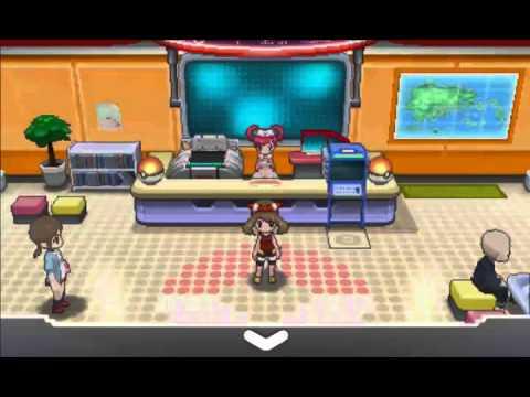 Pokemon Omega Ruby [Part 47: Pacifidlog Town & Diancie Mega Stone]
