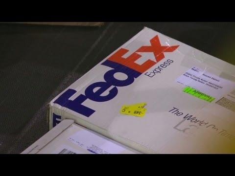 FedEx delivers bad tidings