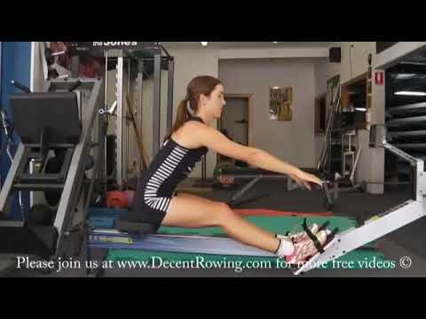 How to row on a rowing machine - The Basics