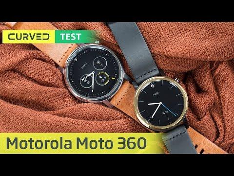 Die neue Motorola Moto 360 im Test | deutsch