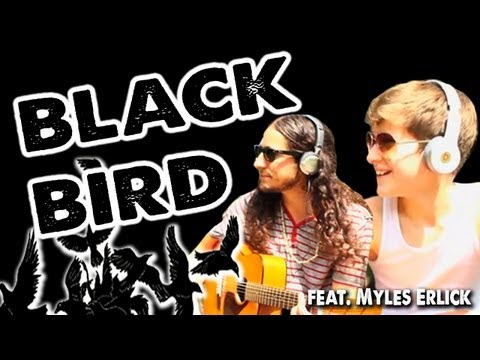 BLACKBIRD - The Beatles (Cover) by Gianni and Myles