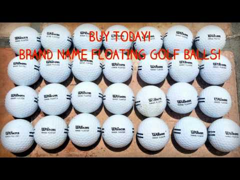 Where To Buy Floating Golf Balls