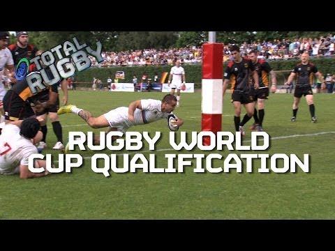 [HIGHLIGHTS] Germany v Russia RWC Qualification