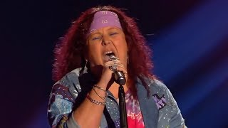 Best Rock & Metal Blind Auditions in THE VOICE [Part 3]