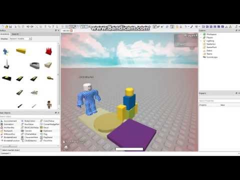 How to make a regen button ROBLOX 2013