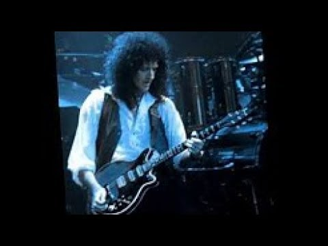 TIE YOUR MOTHER DOWN Queen Main Riff Lesson - EricBlackmonGuitar Riff Of The Month