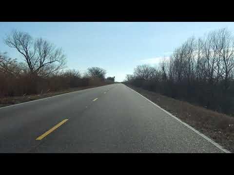 LA 82 (LA 27 to 35) eastbound (Part 4/6)