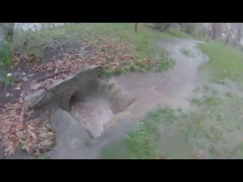 Storm Drain Box - Flash Flood