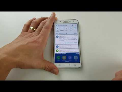 Galaxy J7: How to Enable USB Debugging Mode