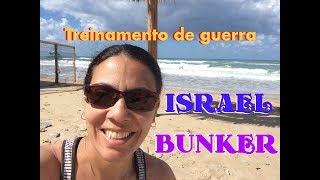 Bunker de Israel - Treinamento de guerra [EP154]