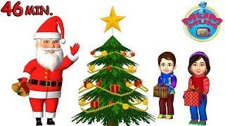 Christmas Songs for Kids: Jingle Bells, Xmas Carols | wheels on the bus|Mum Mum TV