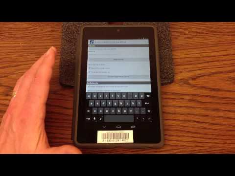 Downloading PYPL Library Books To An Android Device