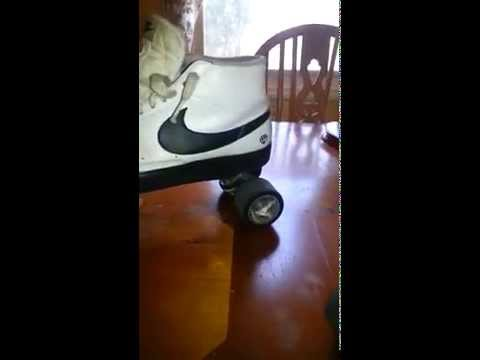 Custom roller skates: Turn your shoes into skates