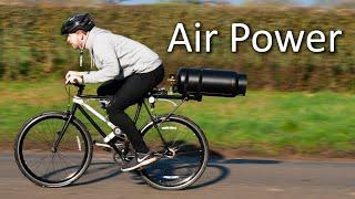 Air Powered Bike Range