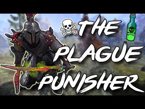 THE PLAGUE PUNISHER - Stamina Nightblade PvP Build (Elder Scrolls Online Stamblade SLAUGHTER BUILD)
