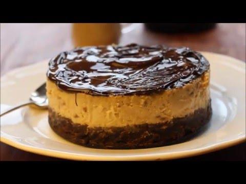 Baked Baileys Cheesecake Video Recipe