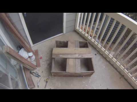 How To: make a bookshelf without powertools, experience, or a plan 1/2