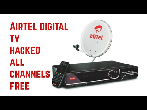Hack Airtel digital TV for free channel Working 5/04/2017