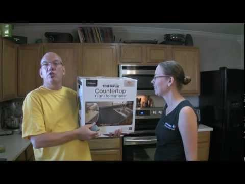 Rust-Oleum Cabinet and Countertop Transformation Kits