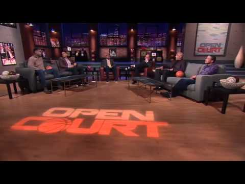 Open Court: AAU Basketball - Good or Bad ? | June 15, 2015 | NBA