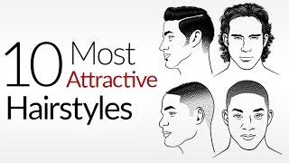 10 Most ATTRACTIVE Men