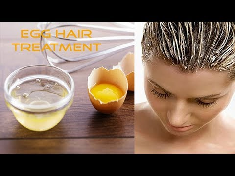 5 Best Diy Egg Hair Treatments to Remove Hair Problems