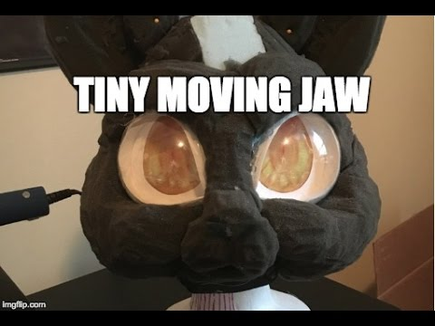 How to make a Tiny Moving Jaw