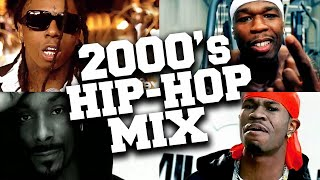 Hip Hop Music of the 2000s 🎧 Best Rap & Hip Hop Songs of the 00s