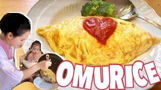 OMURICE/JAPANESE COOKING